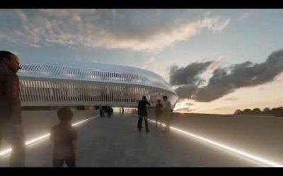 Jahrhundertprojekt: Das neue LASK-Stadion