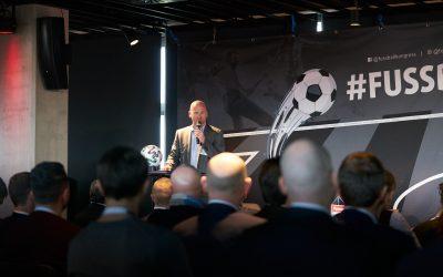 Bundesliga-Vorstand Ebenbauer: »Eine ideale Plattform, um sich Informationen und neue Inputs zu holen«
