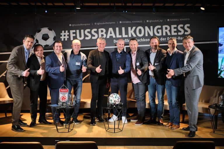 Zurück auf dem Spielfeld: Re-Start für den FUSSBALL KONGRESS