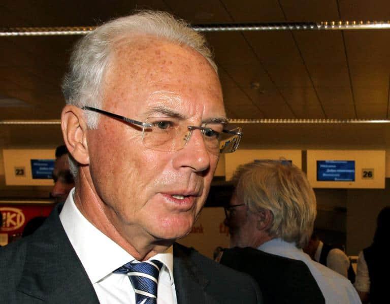 FIFA-Skandal: Beckenbauer-Verfahren wird wohl verjähren