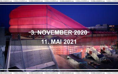 Wichtige Information: Verschiebung FUSSBALL KONGRESS Schweiz auf 2021